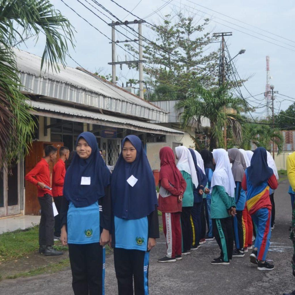 Santriwati MA Al Ittifaqiah Lolos Seleksi Paskibra Ke Tahap Provinsi