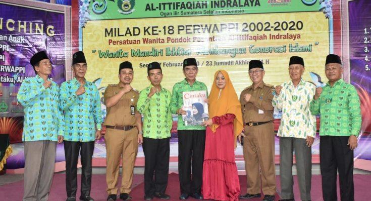 HUT ke-18 PERWAPPI Bersamaan dengan Launching Buku Biografi