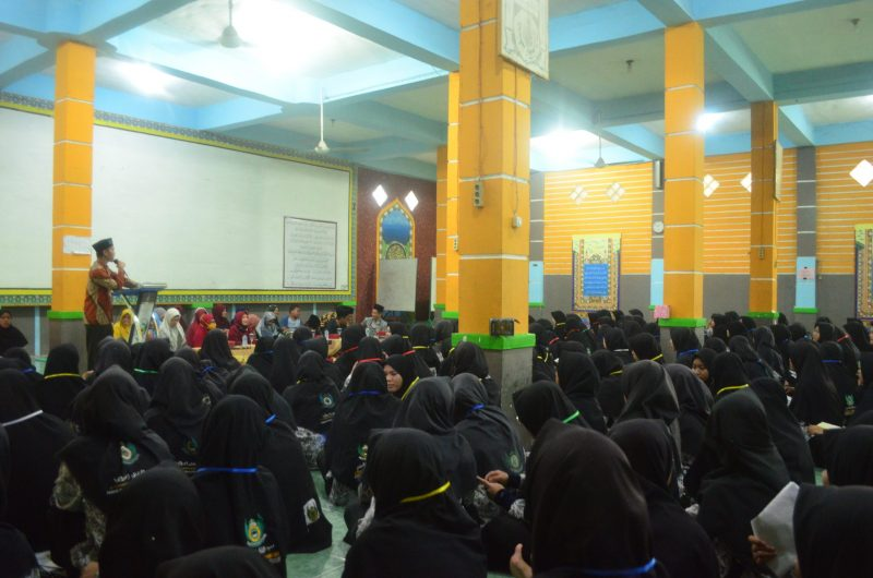 Penutupan Kegiatan PPL dan Pembukaan Ujian Try Out Pondok Madrasah Aliah Al-Ittifaqiah