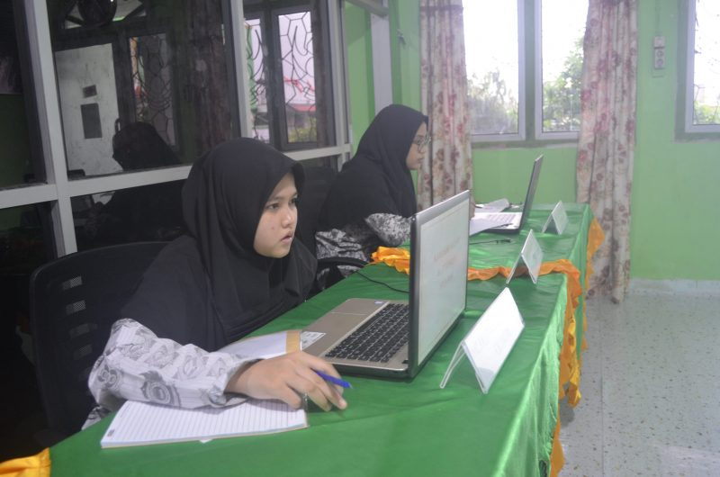 Santriwati ma putri Sabet Juara 1&2 KSM Tingkat Kabupaten Tahun 2021-2022 *Amankan Posisi di Tingkat Provinsi